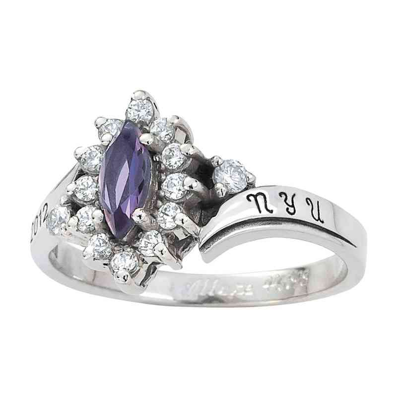 New York University Allure Ring