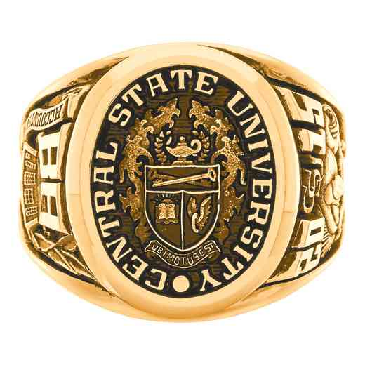 New York University Collegian Ring