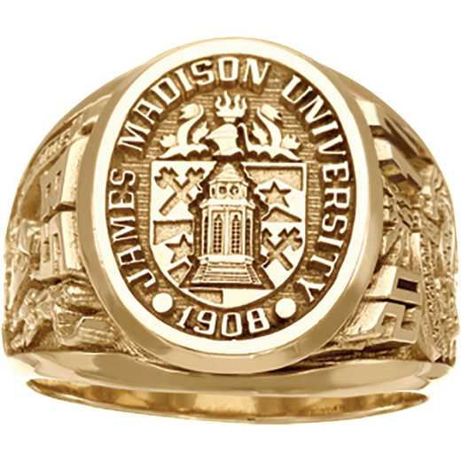 James Madison University Class of 2017 Men's Collegian Ring