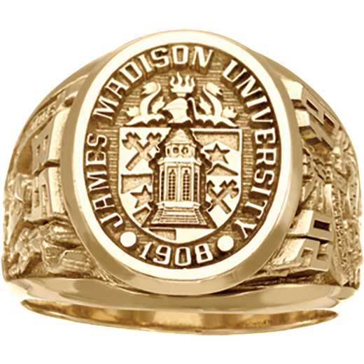 James Madison University Class of 2019 Men's Collegian Ring