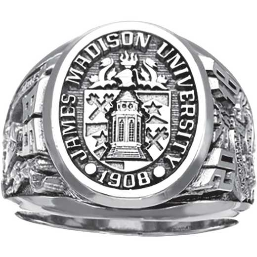James Madison University Class of 2018 Men's Collegian Ring