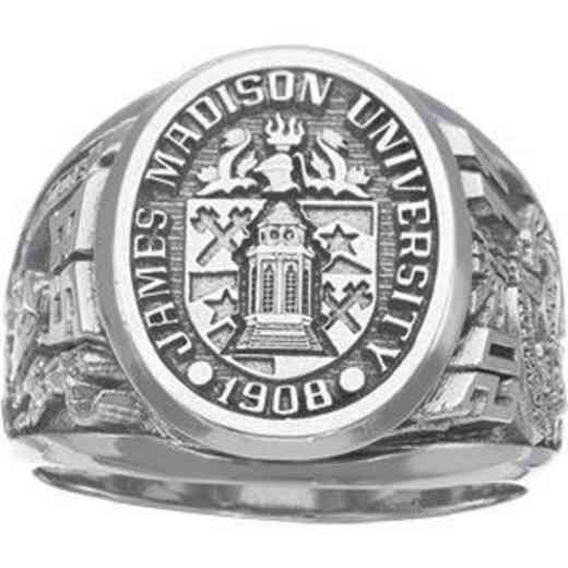 James Madison University Class of 2011 Men's Collegian Ring