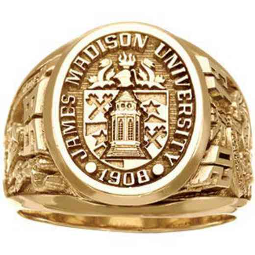 James Madison University Class of 2013 Men's Collegian Ring