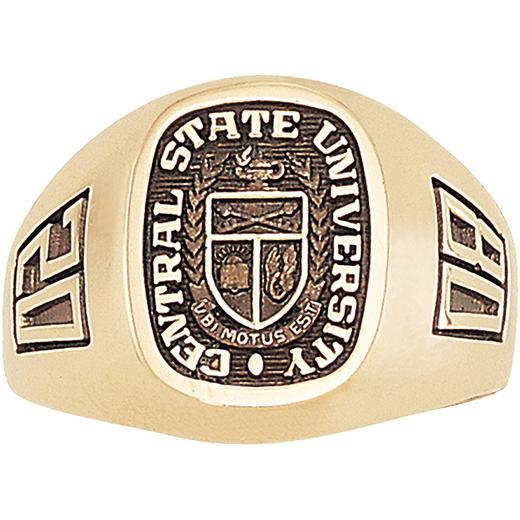 New York University Stern School of Business Diplomat Ring