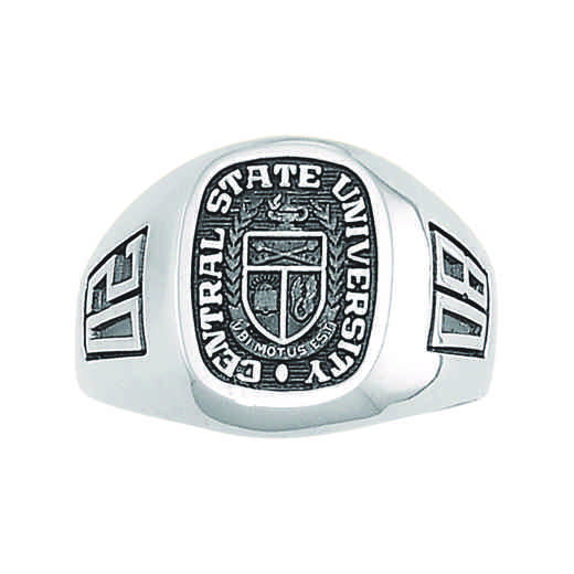 New York University Diplomat Ring