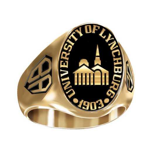 Lynchburg College Women's Small Signet Ring