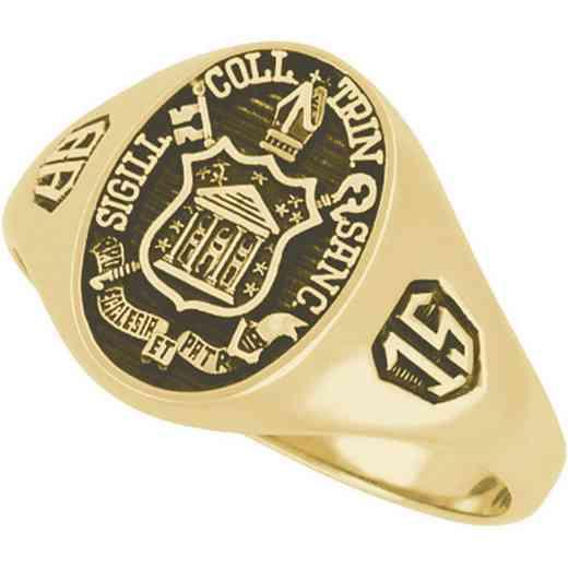 Trinity College Hartford Women's Small Signet Ring