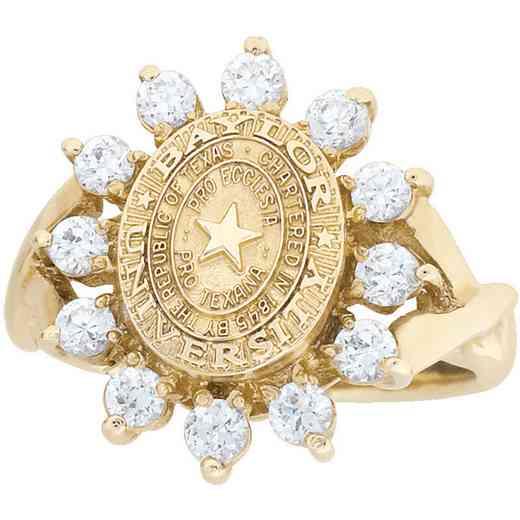 Baylor University Signet Ring