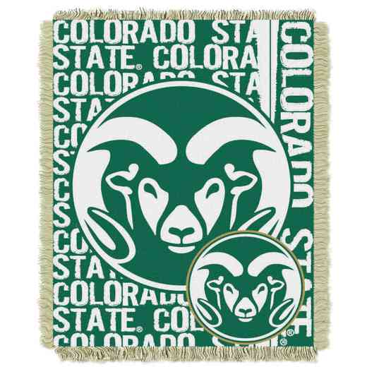 1COL019030052RET: NW COL DP Tapestry Throw, Colorado State