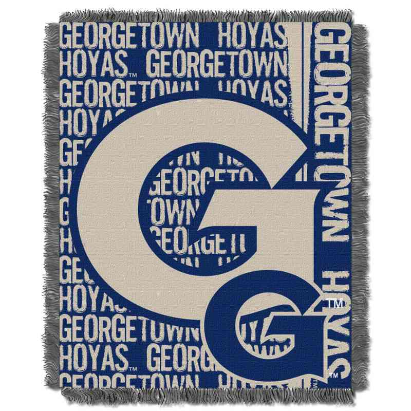 1COL019030041RET: NW COL DP Tapestry Throw, Georgetown