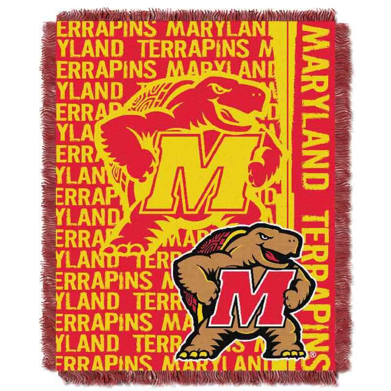 1COL019030027RET: NW COL DP Tapestry Throw, Maryland