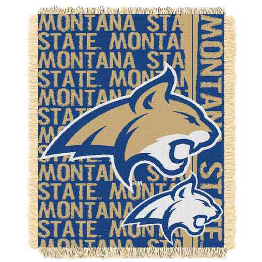 1COL019030090RET: NW COL DP Tapestry Throw, Montana State
