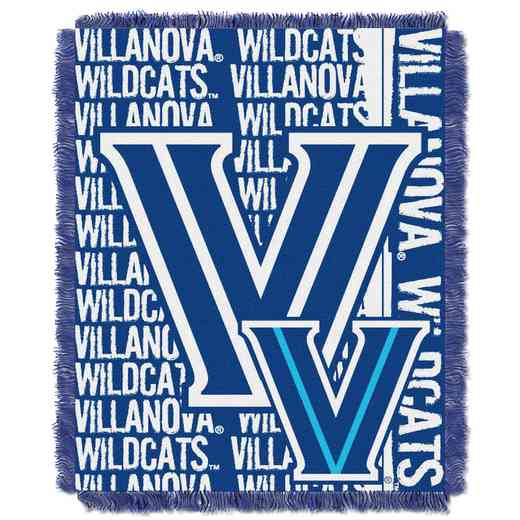 1COL019030062RET: NW COL DP Tapestry Throw, Villanova