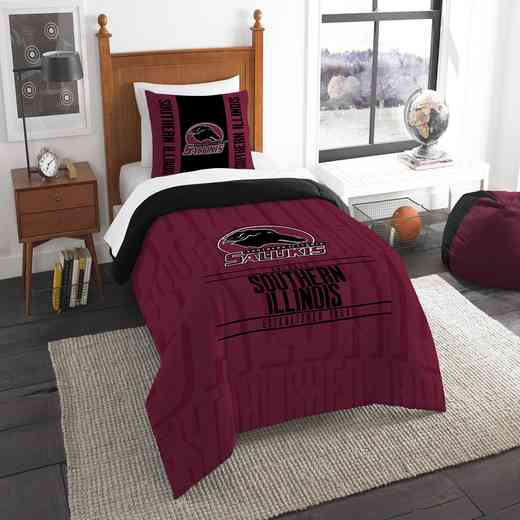 1COL862000121RET: NW NCAA F/Q Comforter Set, Southern lll