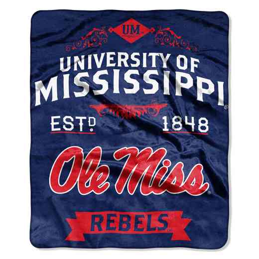 1COL070400054RET: NW NCAA Label Raschel, Mississippi