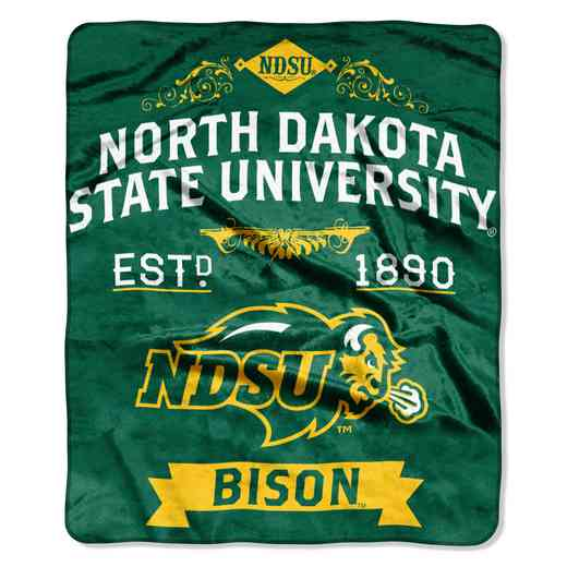 1COL070400098RET: NW NCAA Label Raschel, North Dakota St