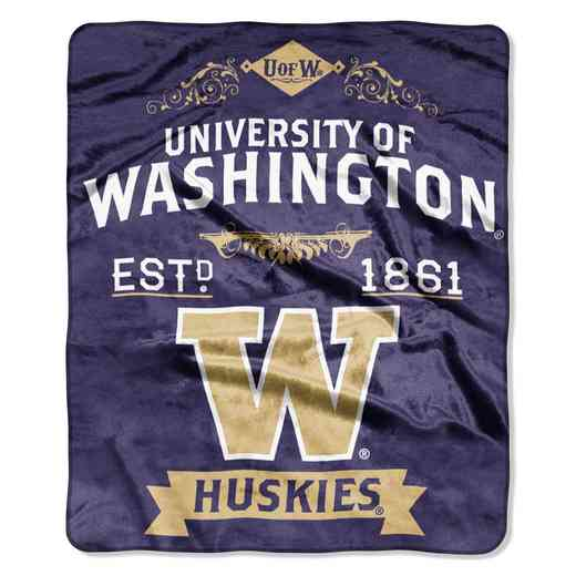 1COL070400037RET: NW NCAA Label Raschel, Washington