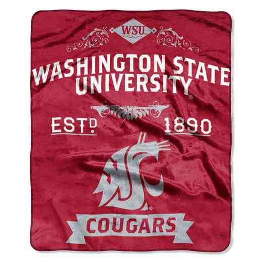 1COL070400017RET: NW NCAA Label Raschel, Washington St