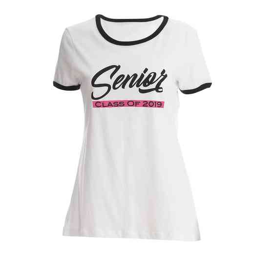 Women's Senior Class of 2019 Scoop Neck T-Shirt