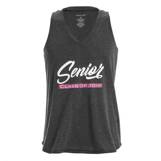 Women's Senior Class of 2019 At Ease Tank Top