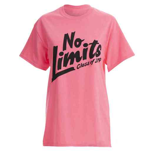 No Limits T-Shirt (Pink)