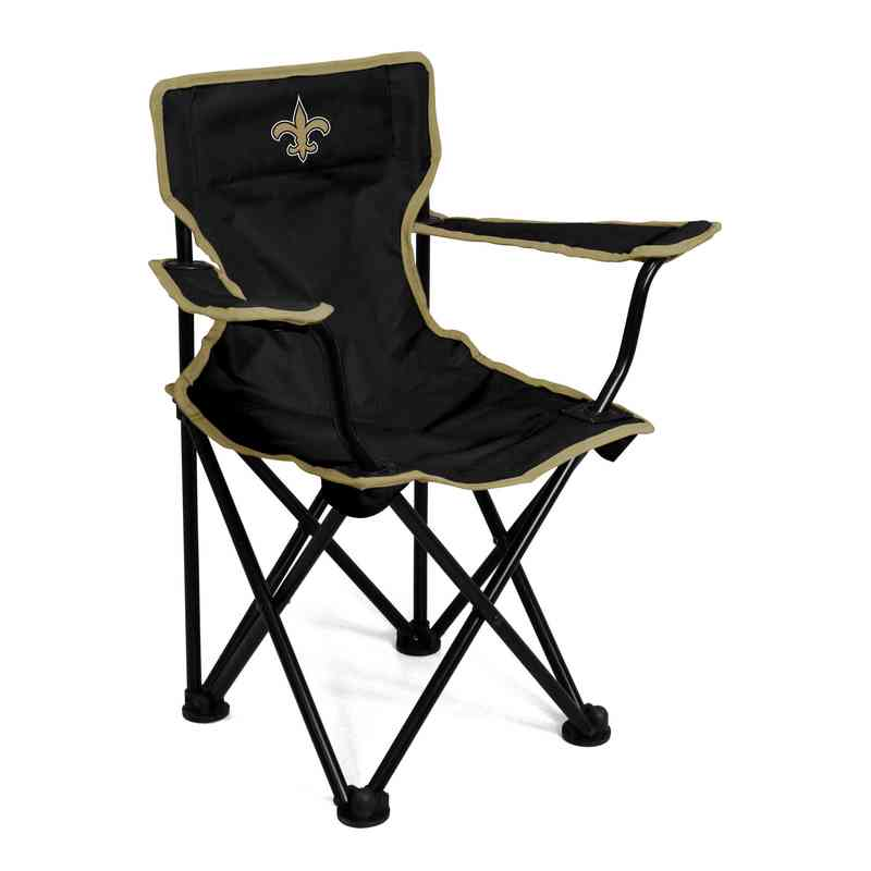 Toddlersu0027 New Orleans Saints Outdoor Folding Chair