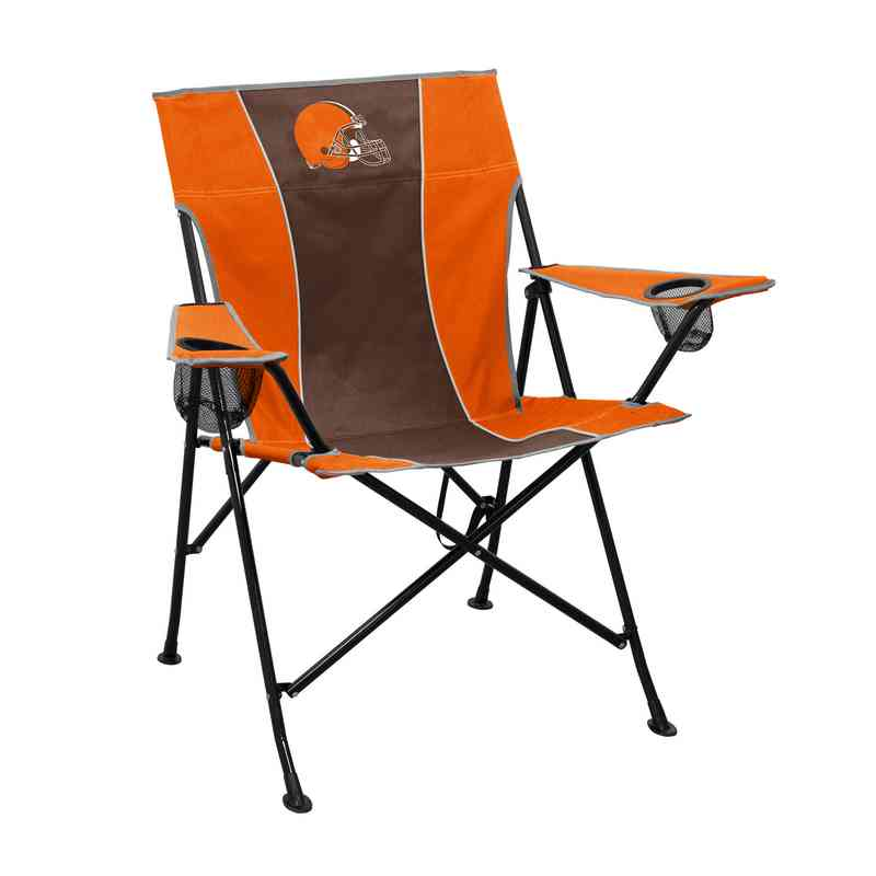 608-10P: Cleveland Browns Pregame Chair