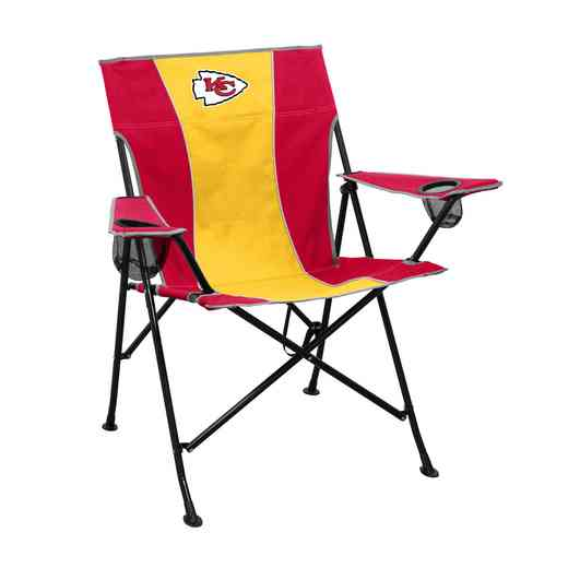 616-10P: Kansas City Chiefs Pregame Chair