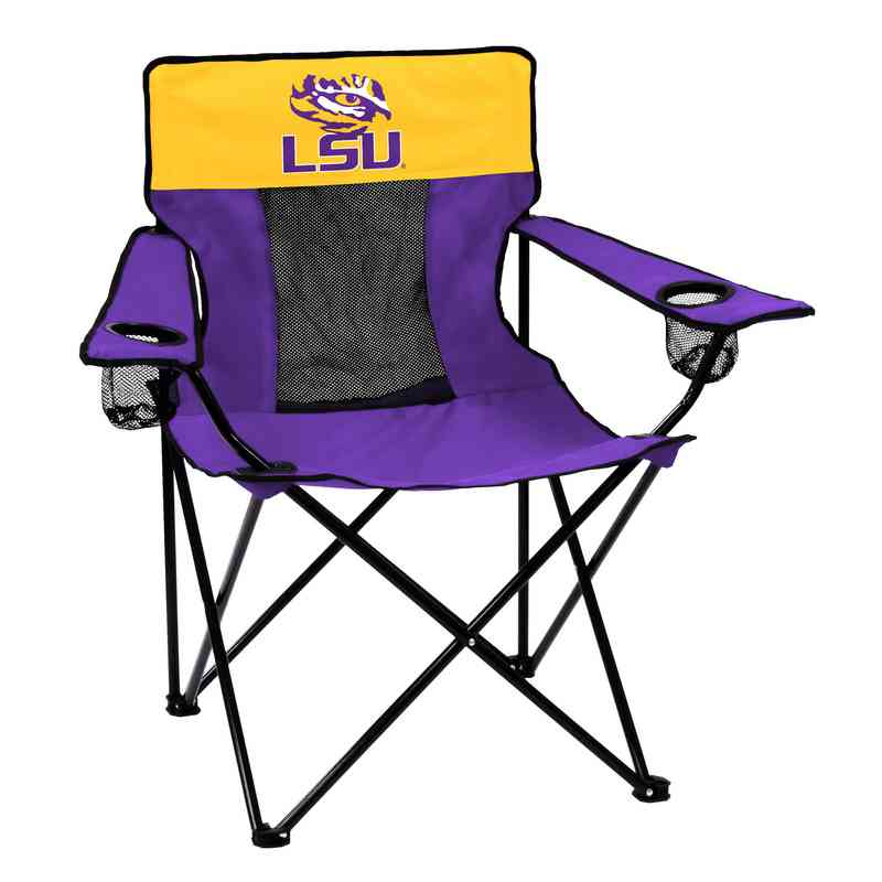 LSU Tigers Pro Tailgate Outdoor Folding Chair