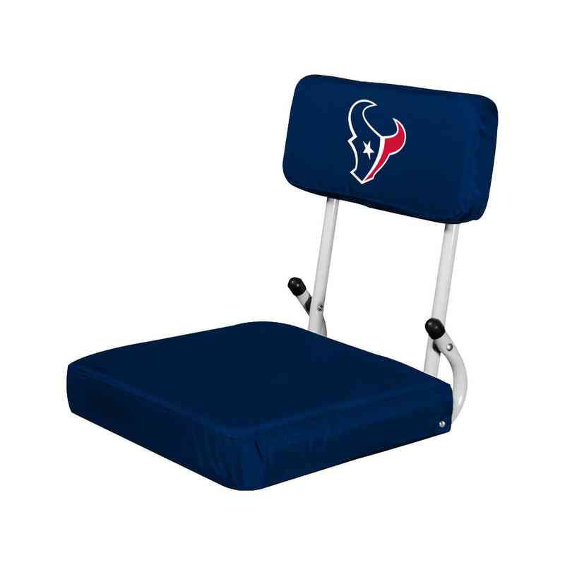 613-94: Houston Texans Hardback Seat