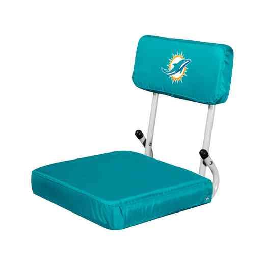 617-94: Miami Dolphins Hardback Seat