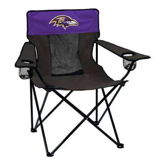 603-12E: Baltimore Ravens Elite Chair