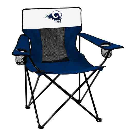 629-12E-1: LA Rams Navy/White Elite Chair