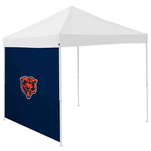 606-48: Chicago Bears 9x9 Side Panel