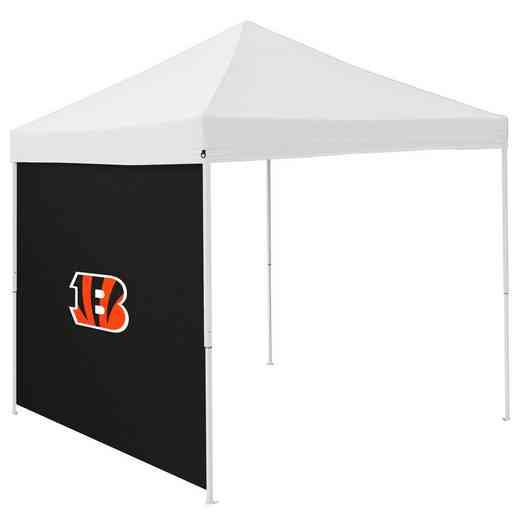 607-48: Cincinnati Bengals 9x9 Side Panel