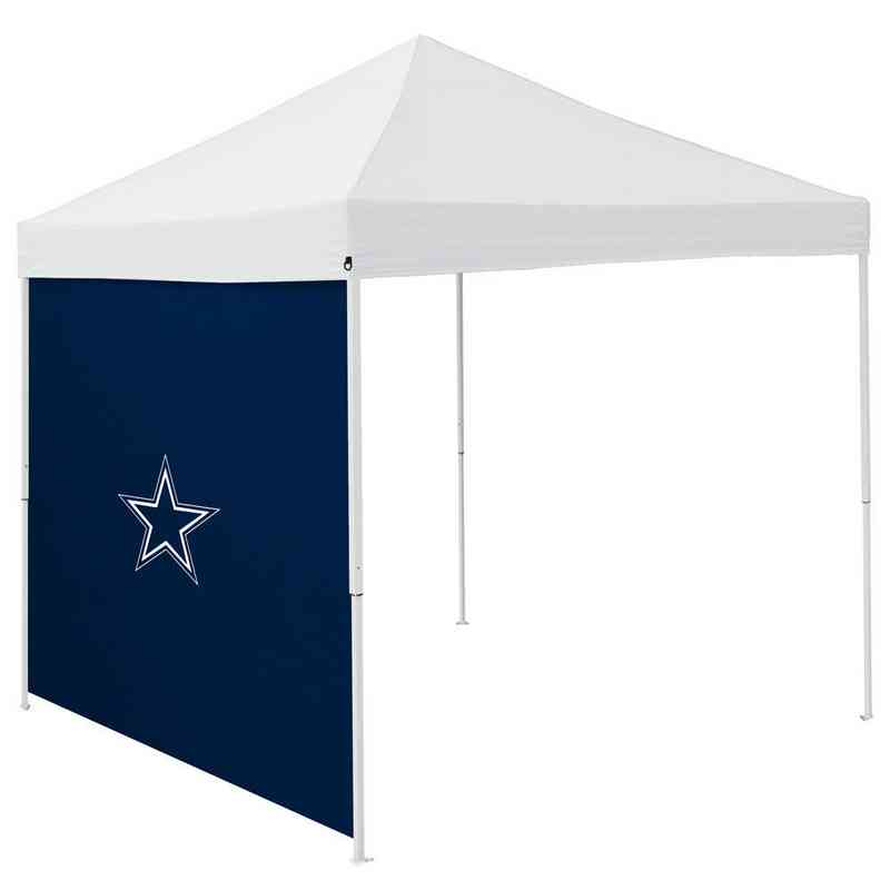 detailed look e619a 1a5c5 Dallas Cowboys 9' x 9' Side Panel for Canopy Tent
