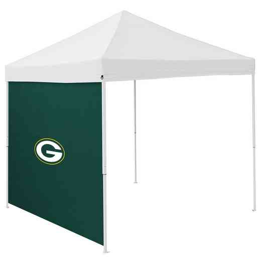 612-48: Green Bay Packers 9x9 Side Panel