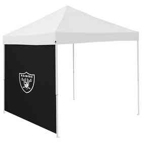 623-48: Oakland Raiders 9x9 Side Panel