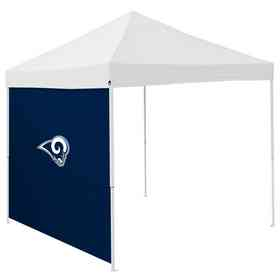 629-48-1: LA Rams Navy/White 9x9 Side Panel
