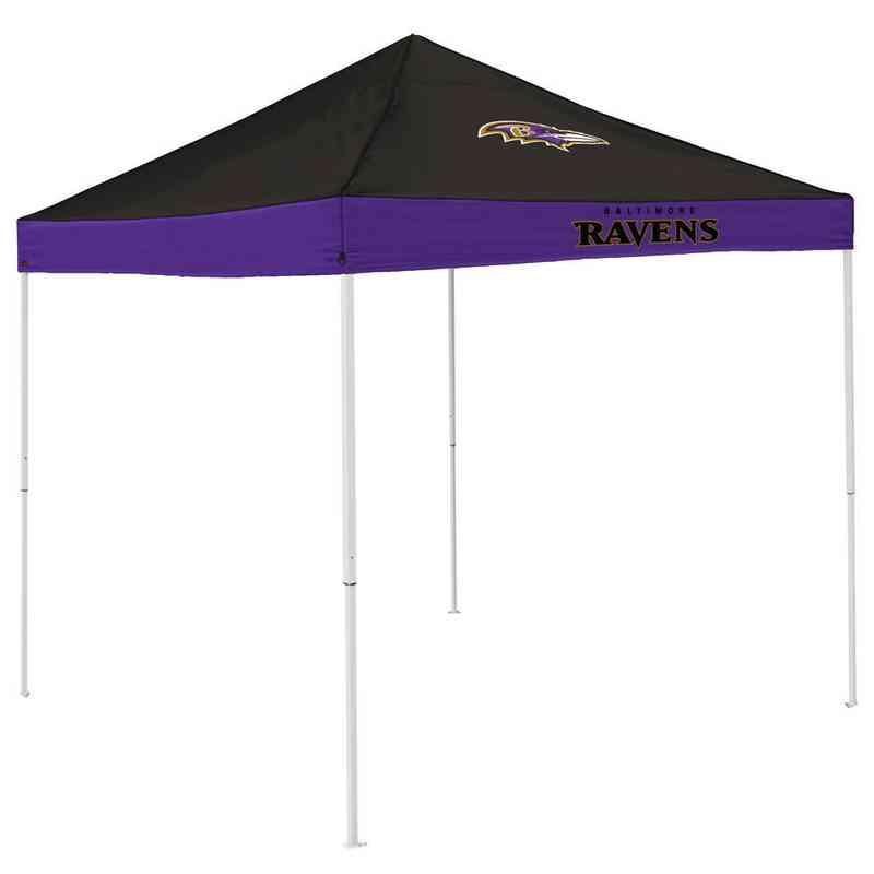 603-39E: Baltimore Ravens Economy Canopy