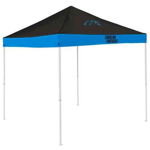 605-39E: Carolina Panthers Economy Canopy