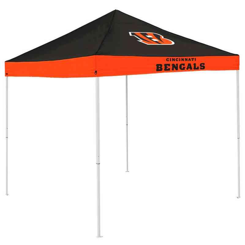 607-39E: Cincinnati Bengals Economy Canopy