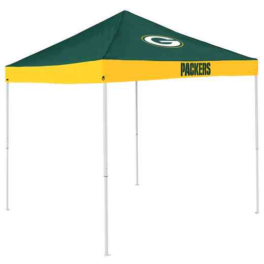 612-39E: Green Bay Packers Economy Canopy