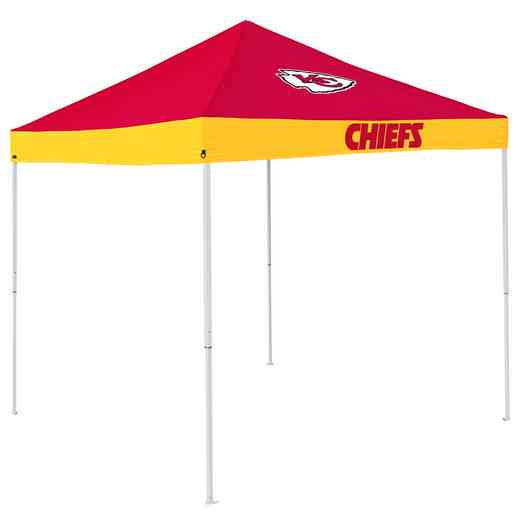 616-39E: Kansas City Chiefs Economy Canopy