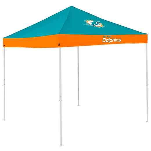 617-39E: Miami Dolphins Economy Canopy