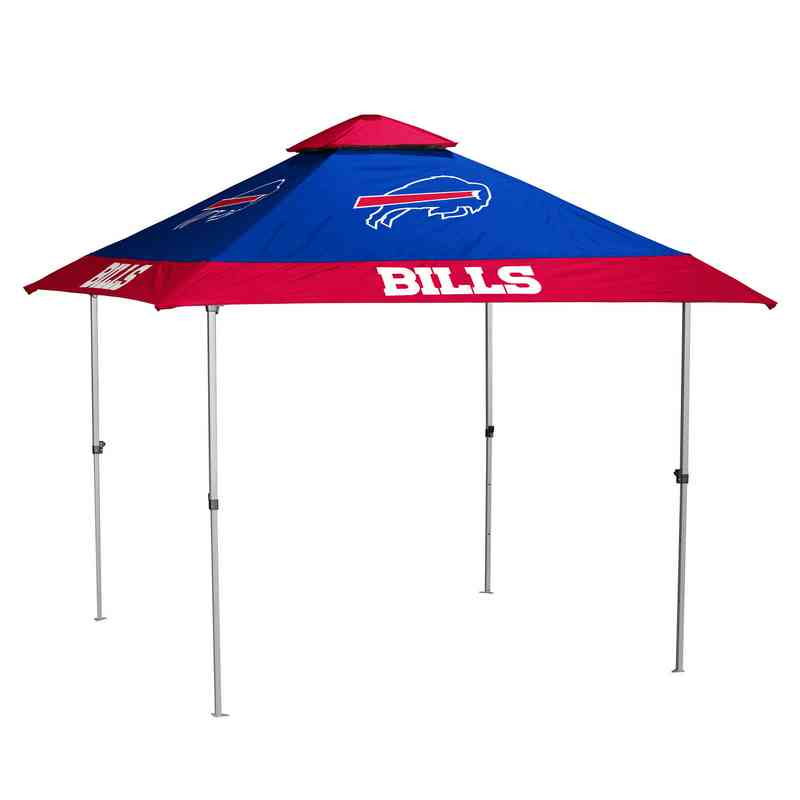 604-37P-NL: Buffalo Bills Pagoda Canopy Nolight