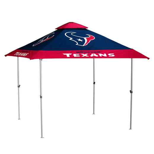 613-37P-NL: Houston Texans Pagoda Canopy Nolight