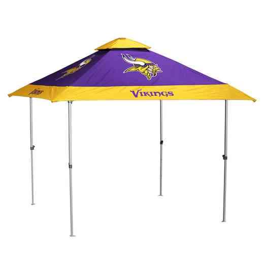 618-37P-NL: Minnesota Vikings Pagoda Canopy Nolight