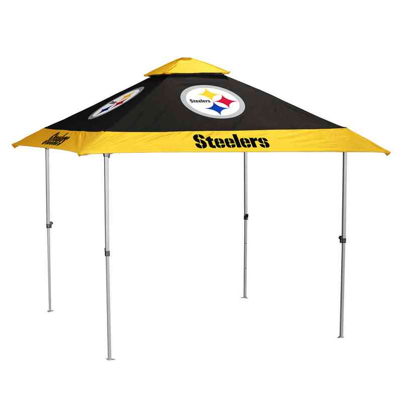 625-37P-NL: Pittsburgh Steelers Pagoda Canopy Nolight