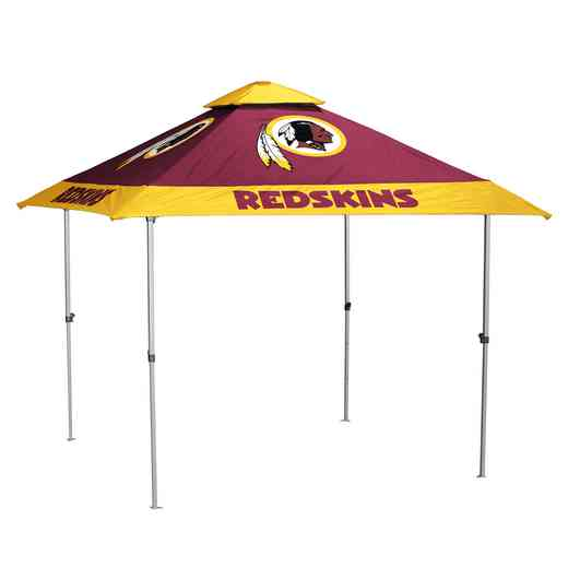 632-37P-NL: Washington Redskins Pagoda Canopy Nolight